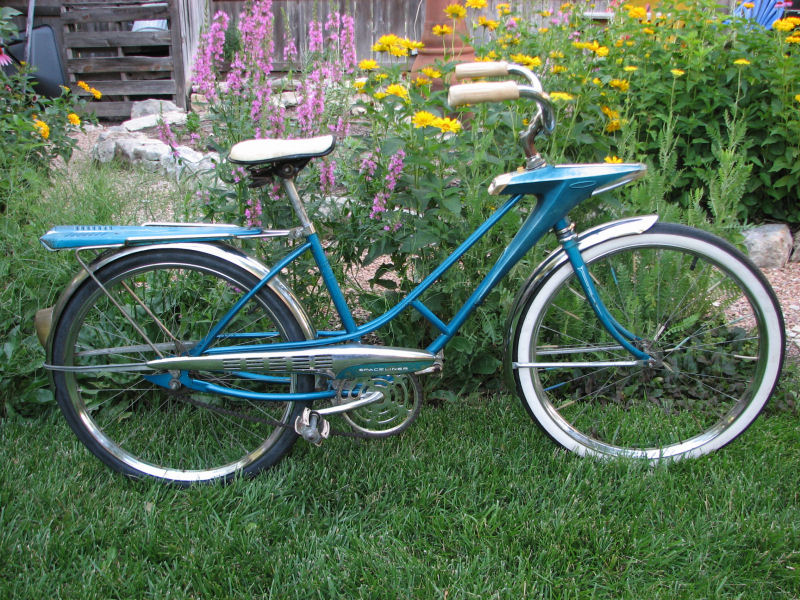 Bikes Sears Early s Sears Spaceliner